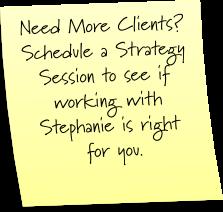 Work with Stephanie