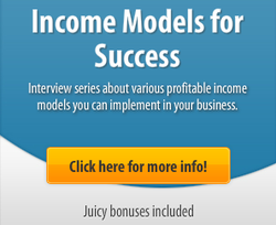 Income Models for Success | Stephanie Treasure